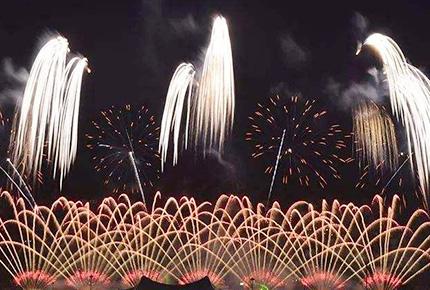 Liuyang Fireworks Festival Fireshow China