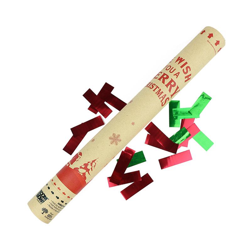 Christmas Confetti Cannon