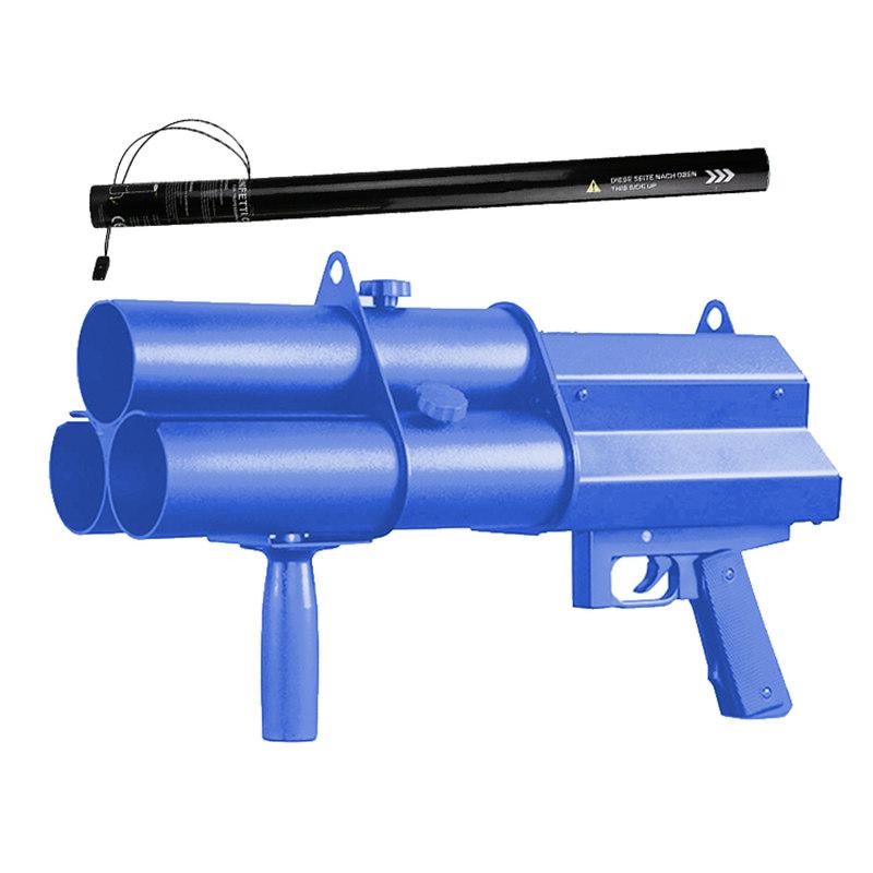 Electric Confetti Cannon
