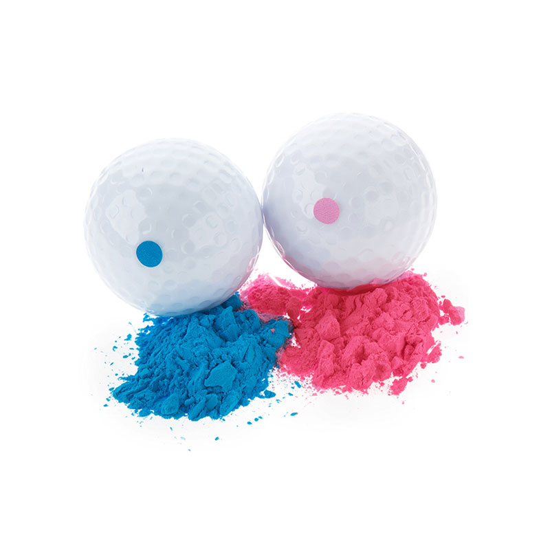 Gender Reveal Golf Ball