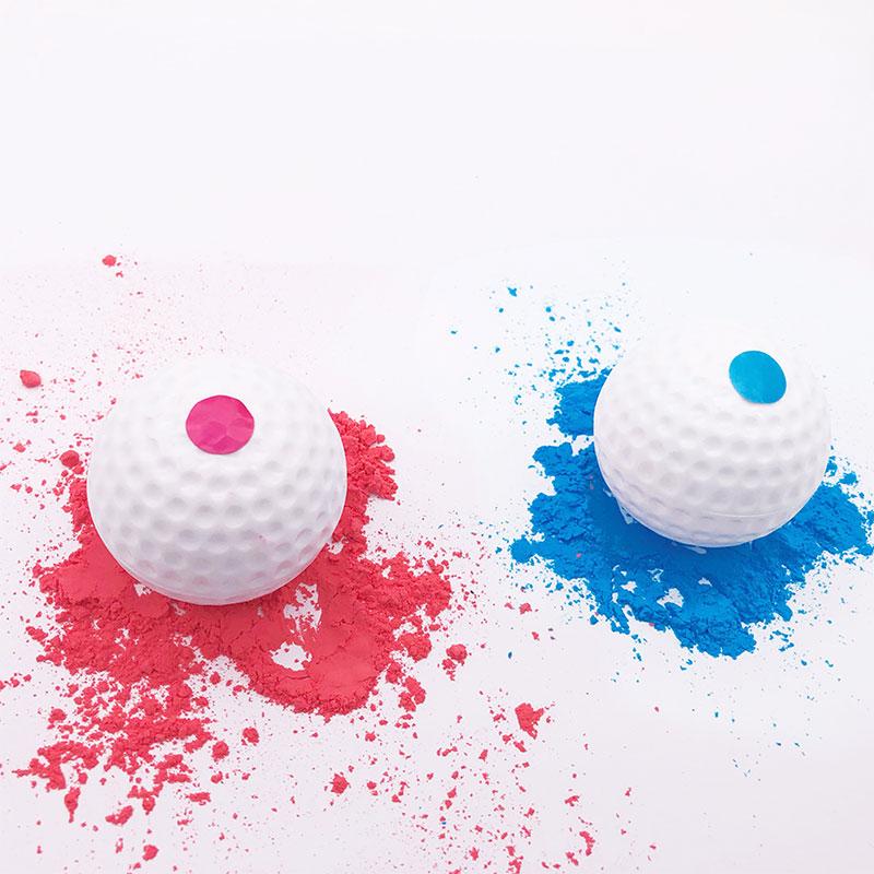 Gender Reveal Golf Ball Set