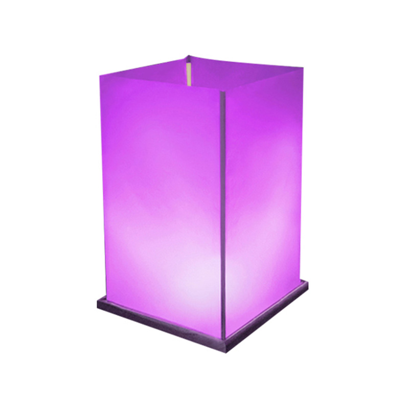Purple Floating Water Lantern
