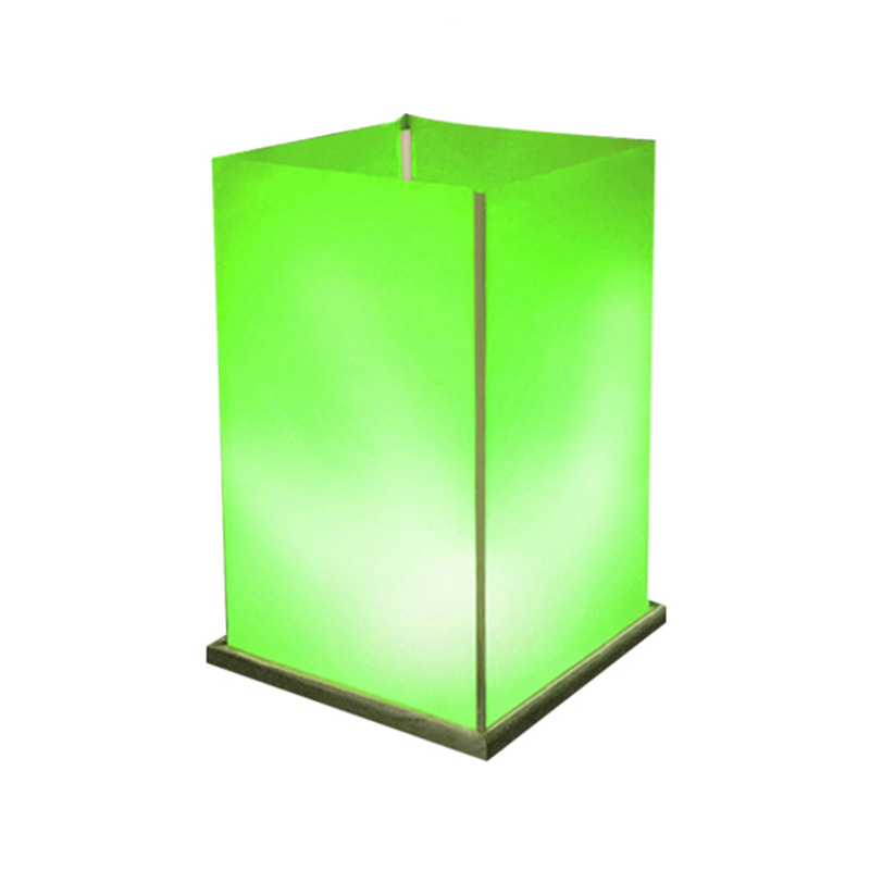 Green Floating Water Lantern