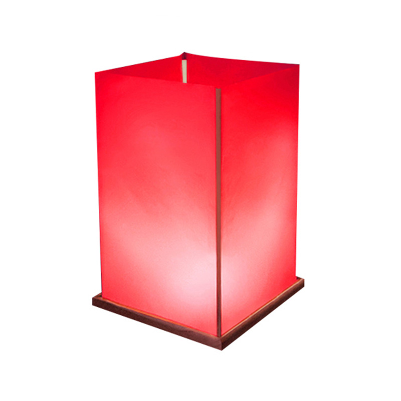Red Floating Water Lantern