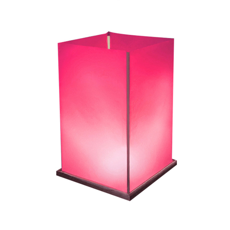 Pink Floating Water Lantern