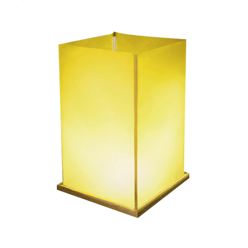 Yellow Floating Water Lantern