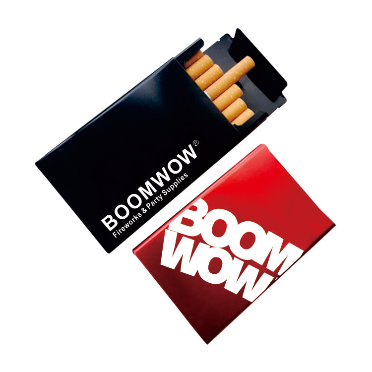 Boomwow Hard Box Cigarette Case